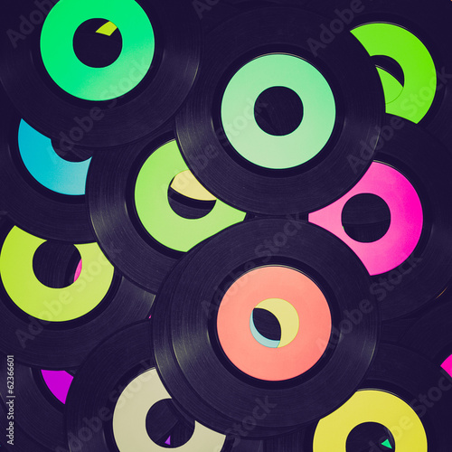 Retro look Record