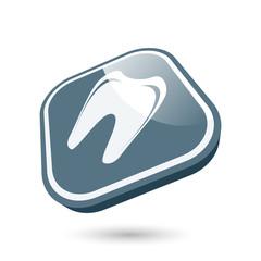 zahn symbol zahnarzt modern icon