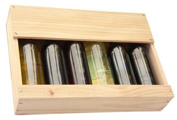 caissette de vin