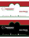 Emergency business card