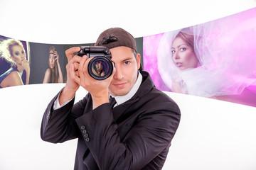 model photographer