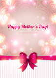 Happy mother day background, vector illustration.