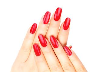 Schöne weibliche Hände