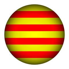Catalonia flag button.