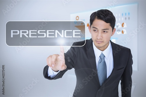 Presence against technology interface