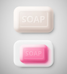 Isolated soap