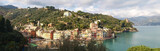 Italy, Portofino. Pictures of the tipical house at the Harbor