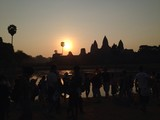 Magic hour , Angkor wat