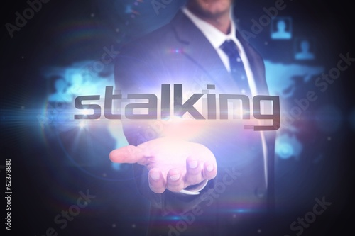 Stalking against futuristic technology interface