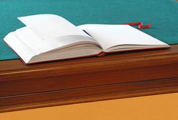 Open guestbook