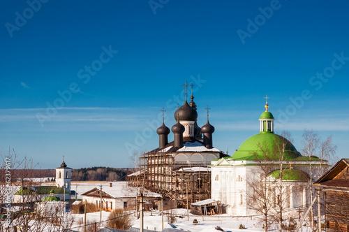 Горицкий Воскресенский монастырь (1544)