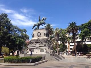 san martin plaza cordoba argentina
