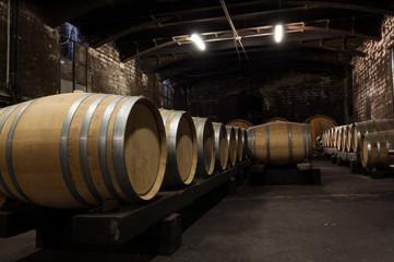 Ancient wine cellar