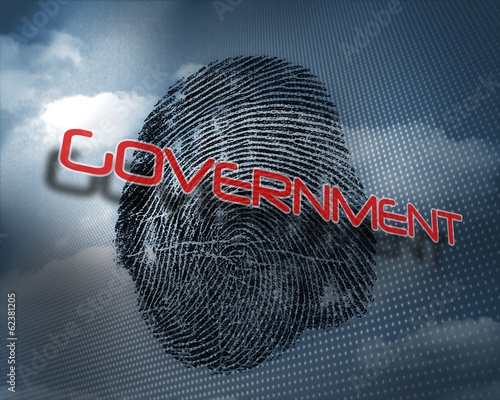 Government against fingerprint in sky