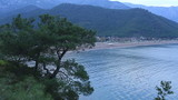famous place Adrasan bay and beach at Antalya