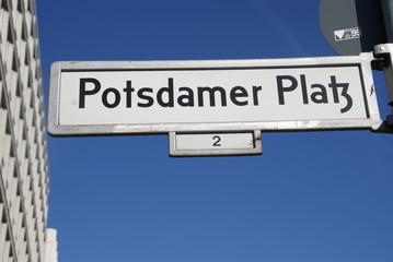 Berlin, Potsdamer Platz, Sony-Center, Brandenburger Tor,