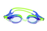 Swimming Goggles Isolated on White