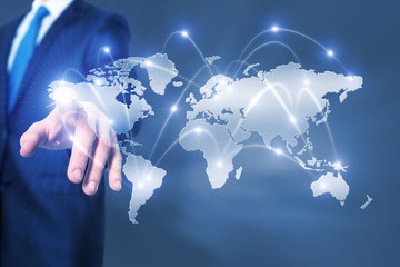 Media globalization