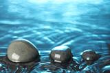 Stones in water - 62392239