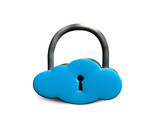 Cloud shape locker cloud shape locker