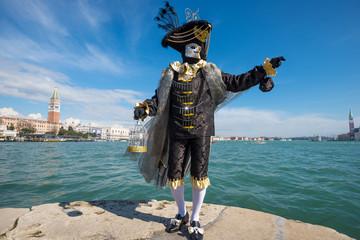 carnevale venezia maschera 1155