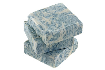 Household mottled soap designed for washing clothes