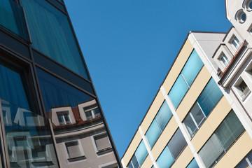 Modern urban futuristic architecture