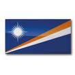Flagge Marshallinseln