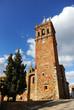 Campanario de la Asunción, Zalamea la Real, Huelva, España