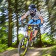 mutiger Radsportler