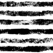 Black and white sponge print striped grunge seamless pattern