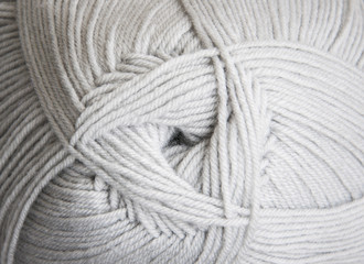 Clew of Woolen Yarn