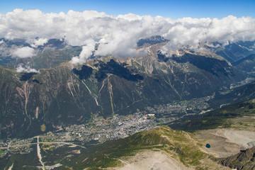 Valley of Chamonix
