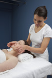 energizing facial massage