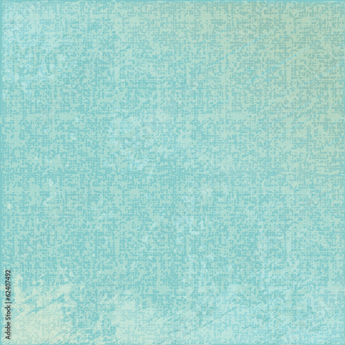 turquoise abstract canvas background