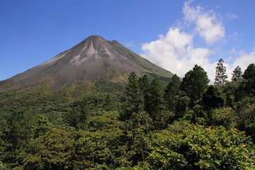 COSTA RICA Volcan Arenal
