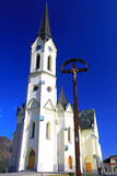 Church at village Cernova, Slovakia