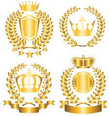 award lable