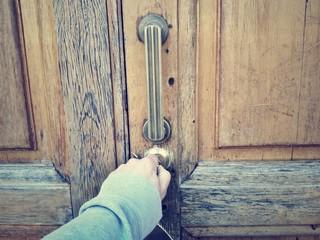 Apri la porta!