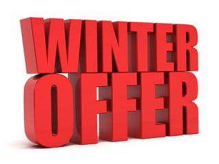 Winter Offer - Discount Price