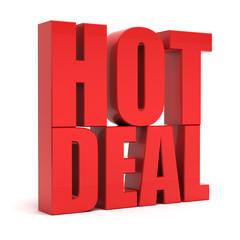 Hot Deal 3d
