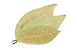 three bay leaves