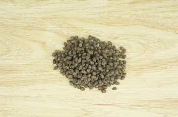 Papaya dried seeds