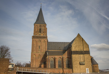 Saint Martins church in Emmerich am Rhein