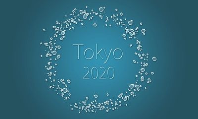 water-ring 東京 2020 水 リング