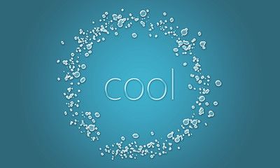 water-ring cool 水 リング