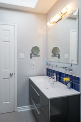 Bright New Bathroom