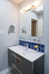 Bright New Bathroom