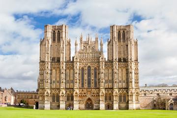 Wells Cathedral Somerset England UK Europe