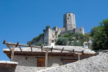 Historic fortifications of Počitelj, Bosnia and Herzegovina